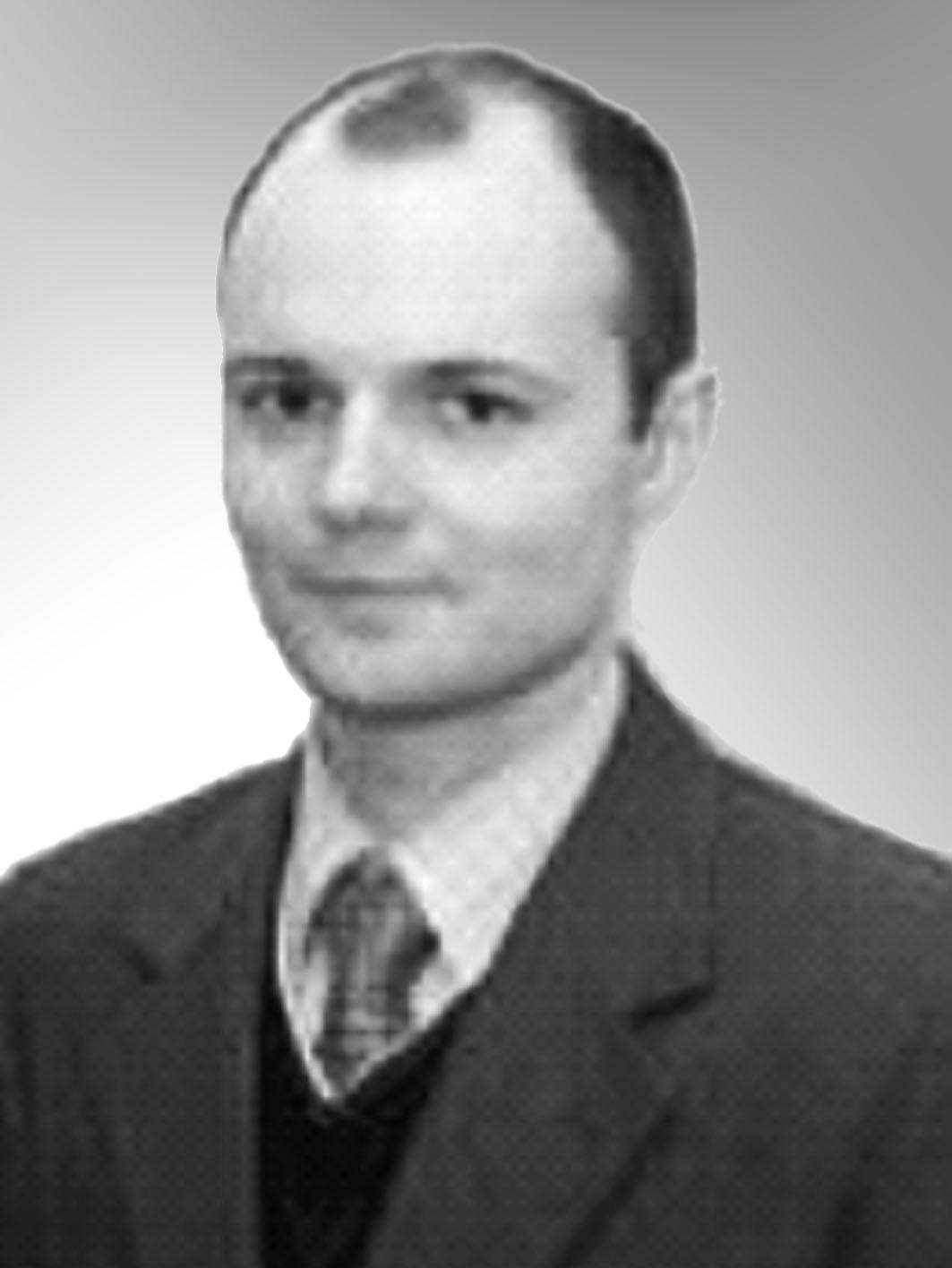 Павель Маруев, кандитат юр. наук